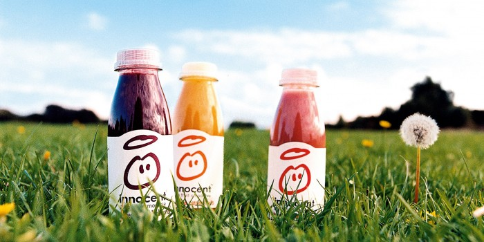 Innocent Drinks Hero