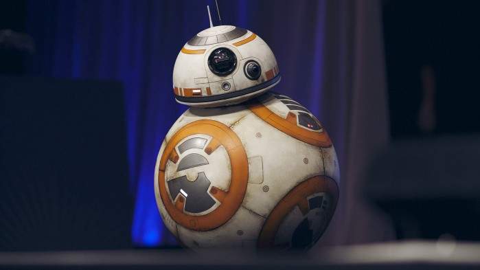 BB-8 Star Wars Force Awakens